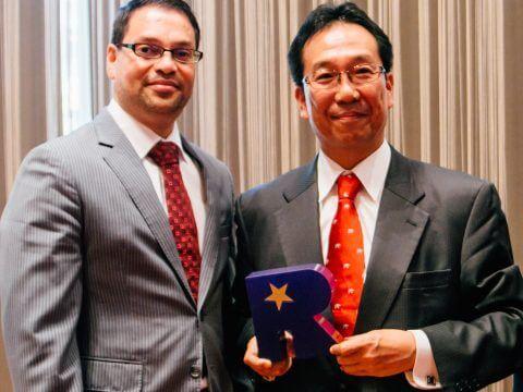 「ホール・オブ・フェイム賞」を受賞 カスタムメディアの取締役兼業務・事業開発担当が人材業界殿堂入り