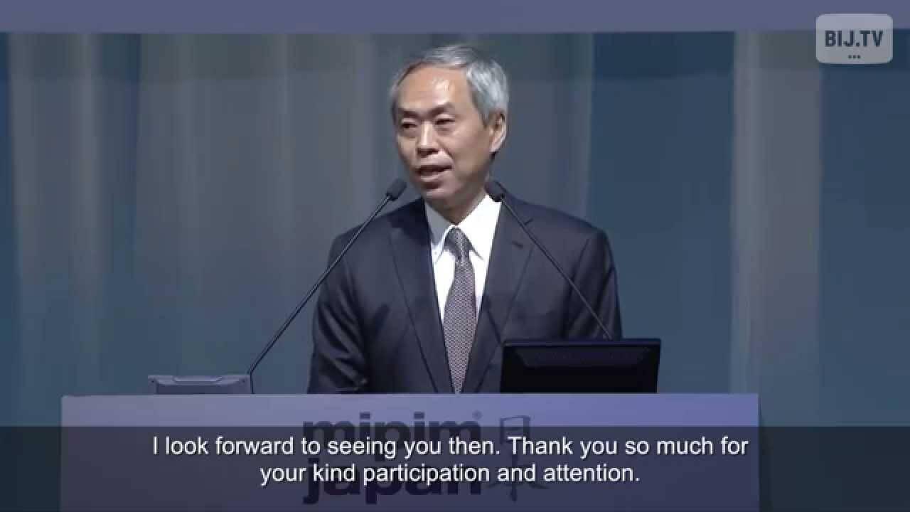 Shingo Tsuji: Tokyo's focus on 2020