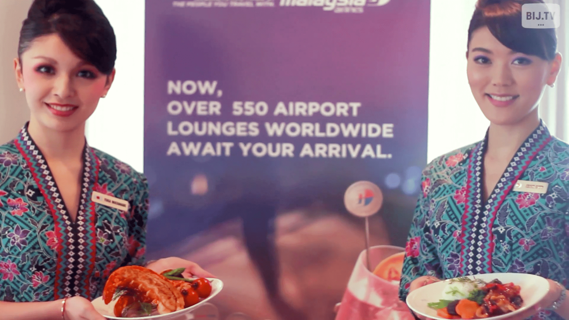 Business in Japan: Malaysia Airlines' tasty new menu