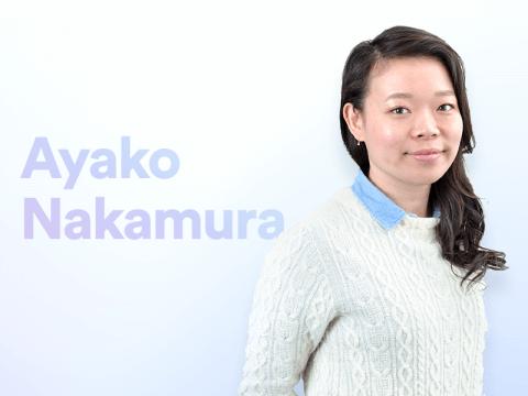Interview: Ayako Nakamura