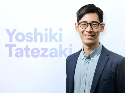 Interview: Yoshiki Tatezaki