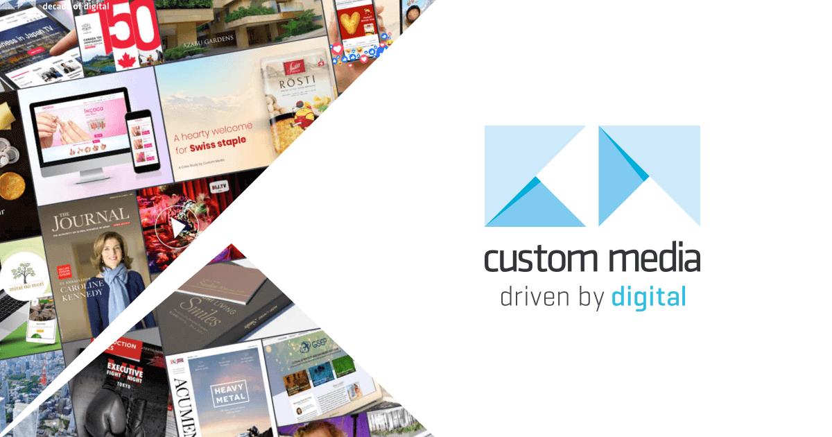 Case Studies – Custom Media
