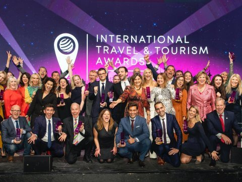 Custom Media Client Wins Top Global Tourism Award in London