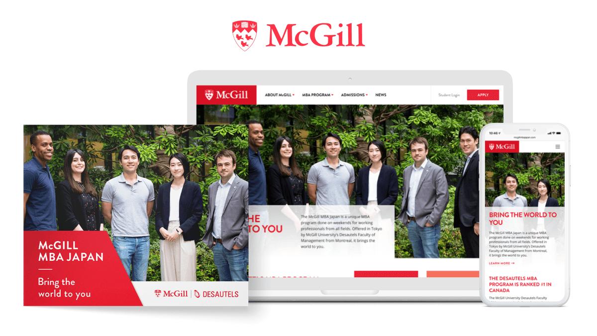 McGill MBA Japan