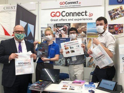 GoConnect Debuts at Expat Expo