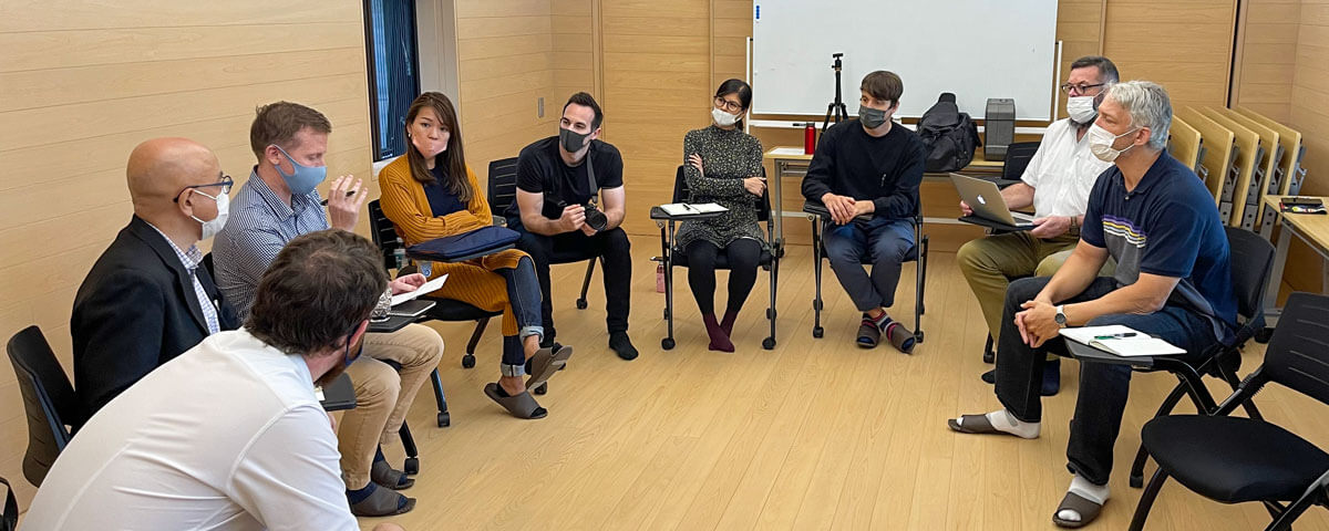 Karuizawa Retreat Unites Our Team and Sparks Ideas